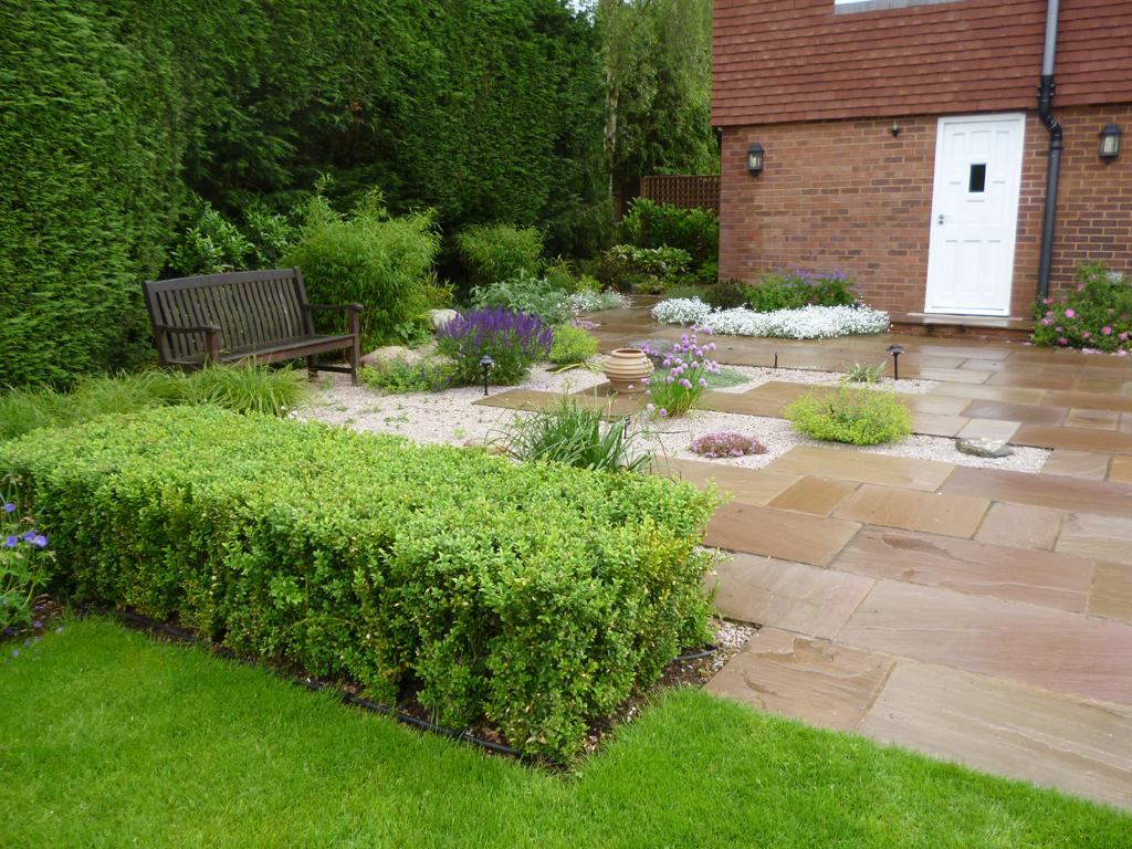 Garden Design Welwyn Garden City Hertfordshire