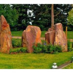 Rock Hues, an Idea Garden at The Royal Botanical Gardens,  Kew
