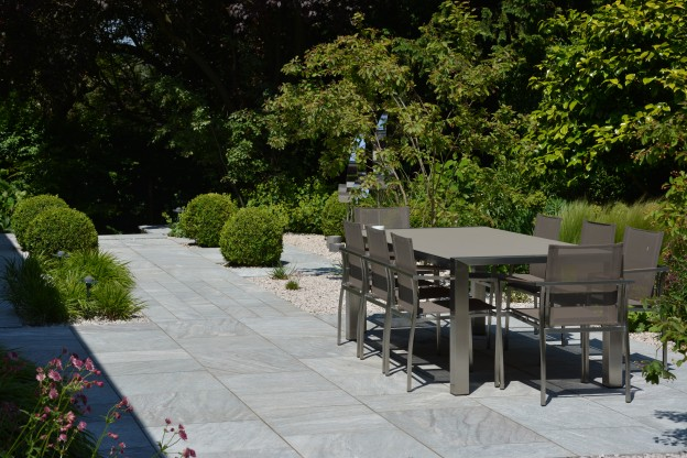 Terrace with Dining area