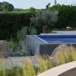 Family garden in Kings Langley