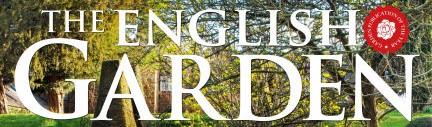 March 2019 – The English Garden logo