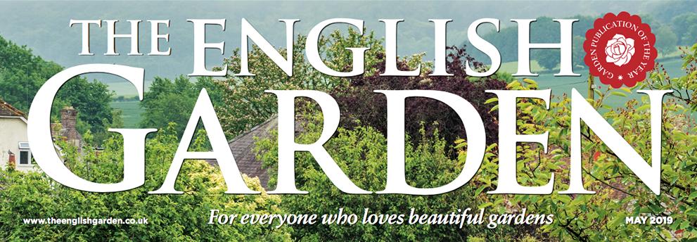 May 2019 – The English Garden logo