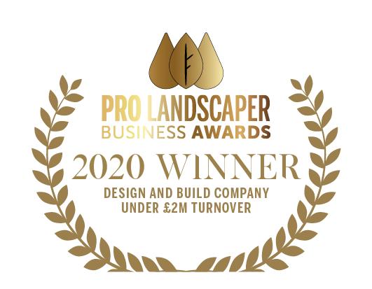 ProLandscaper business award Winners 2020